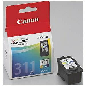 Canon FINEカートリッジ BC‐311 (3色カラー)