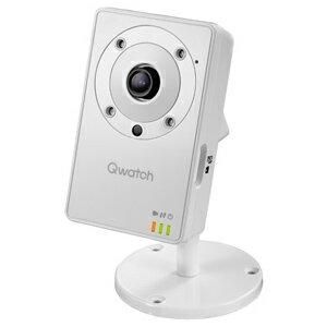 I・O・DATA ネットワークカメラ Qwatch(クウォッチ) マイク&スピーカー搭載 TS‐WLC2(送料無料)