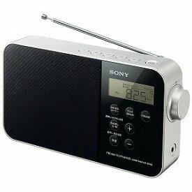 ソニー SONY ホームラジオ ICF‐M780N BC (ブラック)