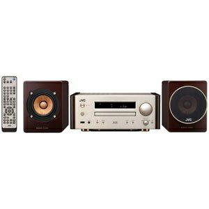 JVC・ビクター ミニコンポ(iPod・USB・CD対応) EX−HR9(送料無料)