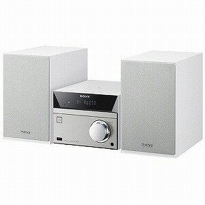 ソニー ミニコンポ(ウォークマン・CD対応) CMT‐SBT40 WC (ホワイト)(送料無料)