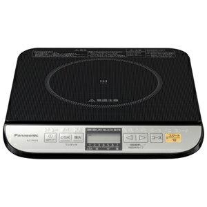 パナソニック 卓上型IH調理器(1口) KZ‐PH33‐K (ブラック)(送料無料)