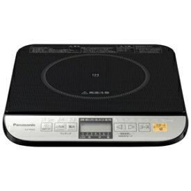 パナソニック Panasonic 卓上型IH調理器(1口) KZ‐PH33‐K (ブラック)