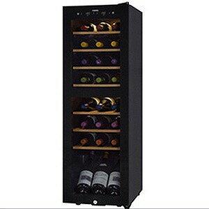 さくら製作所 長期熟成型ワインセラー(24本)「FURNIEL SMART CLASS」 SAB‐90G‐PB (ピュアブラック)(標準設置無料)