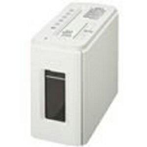 コクヨ デスクサイドクロスカットシュレッダー「サイレント・デュオ」(A4サイズ) KPS‐MX100W (ノーブルホワイト)