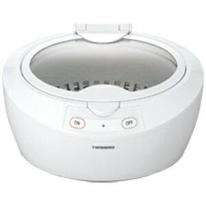 ツインバード 超音波洗浄器 EC‐4518‐W