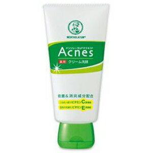 ロート製薬 メンソレータム アクネス薬用クリーム洗顔 130g メンソレータムアクネスヤクヨウクリームセ