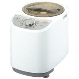 ツインバード コンパクト精米器(1合〜4合)「精米御膳」 MRE520(W)(ホワイト)