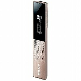 ソニー SONY ステレオICレコーダー(16G) ICD‐TX650(T)(セピアブラウン)