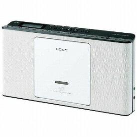 ソニー SONY CDラジオ ZS−E80WC (ホワイト)