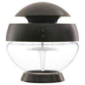 AROBO 空気洗浄機(3〜4畳) CLV‐1010‐M‐WD‐BR (ブラウン)