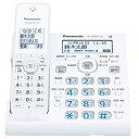 パナソニック 「子機なし」デジタルフルコードレス留守番電話機 「RU・RU・RU」 VE‐GDW54D‐W(ホワイト)(送料無料)