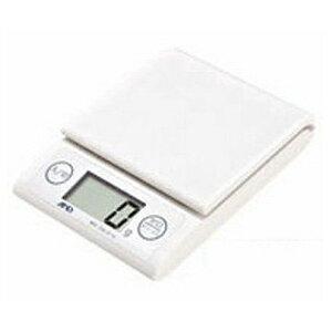 エー・アンド・デイ デジタルホームスケール(2kg) UH‐3303‐W(ホワイト)