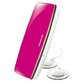 パナソニック Panasonic 低周波治療器 「ポケットリフレ」 EW‐NA25‐VP(ビビッドピンク)