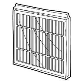 日立 空気清浄機交換用 集じん・脱臭フィルター EPF‐HZ30F