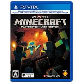 ソニーインタラクティブエンタテインメント PS Vitaソフト Minecraft: PlayStation Vita Edition