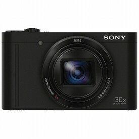 ソニー デジタルスチルカメラ 「Cyber−shot」 DSC‐WX500‐BC(ブラック)