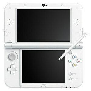 任天堂 NEW ニンテンドー3DS LL 3DS LL (パールホワイト)(送料無料)