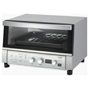タイガー コンベクションオーブン&トースター  やきたて KAS‐G130‐SN(シルバー)