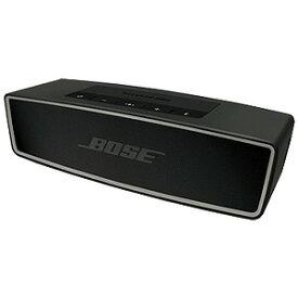 BOSE ブルートゥース スピーカー SoundLink Mini カーボン [Bluetooth対応] SOUNDLINKMINI2CBN