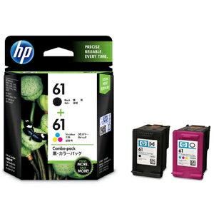 HP 「純正」インクカートリッジ HP61コンボパック CR311AA (ブラック&3色カラー)
