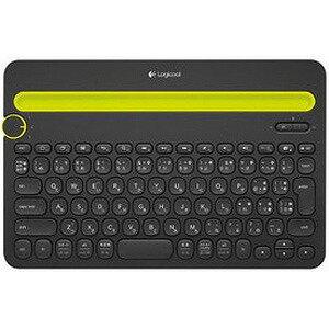 ロジクール マルチデバイスキーボード K480BK (ブラック)