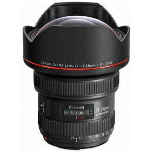 Canon 超広角ズームレンズ EF11−24mm F4L USM EF11‐24L(送料無料)