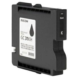 リコー RICOH 「純正」GXカートリッジ GC31KH (ブラック・Lサイズ)