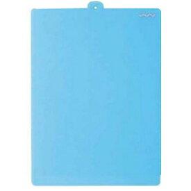 マーナ まな板がわり「日本製」 K609B (大・ブルー)