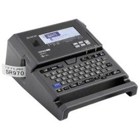 キングジム ラベルライター「テプラ」PRO(テープ幅:36mmまで) SR970