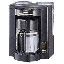 東芝 コーヒーメーカー(ミル付き) HCD−L50M(K)(ブラック)