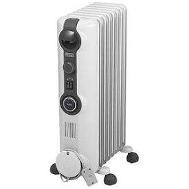 デロンギ オイルヒーター [〜10畳まで/1200W] HJ0812 (ホワイト+ミディアムグレー)