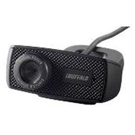 バッファロー WEBカメラ「USB・120万画素」マイク内蔵(ブラック) BSWHD06MBK