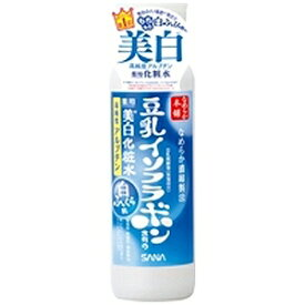 常磐 サナ なめらか本舗 豆乳イソフラボン含有の薬用美白化粧水 200ml NHYBケショウスイ