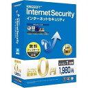 キングソフト 〔Win版〕KINGSOFT Internet Security 2015(1台用) KINGSOFT INTERNET SE