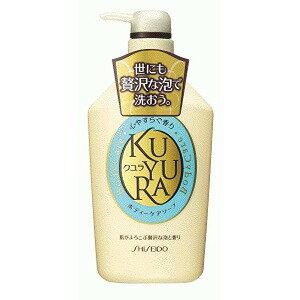 資生堂化粧品 KUYURA(クユラ) ボディーケアソープ 心やすらぐ香り ジャンボサイズ (550ml)