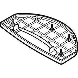 シーシーピー ロボット掃除機 交換用 ダストケースフィルター EX‐3239‐00