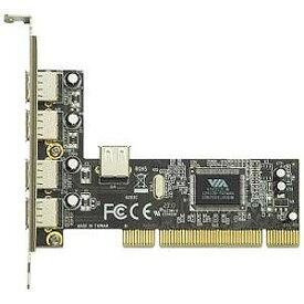 玄人志向 USB2.0(4ポート)増設用 PCIボード USB2.0V−P4−PCI