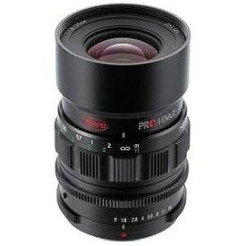 KOWA KOWA PROMINAR 25mm F1.8「マイクロフォーサーズマウント」 KOWAPROMINAR25MMF1.8 (ブラック)