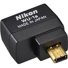 ニコン ワイヤレスモバイルアダプター WU‐1a