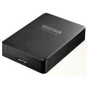 I・O・DATA USB 3.0/2.0接続 外付グラフィックアダプター HDMI端子対応モデル    USB‐RGB3/H(送料無料)