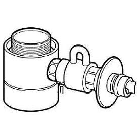 パナソニック Panasonic 食器洗い乾燥機用 分岐水栓 CB−STKA6