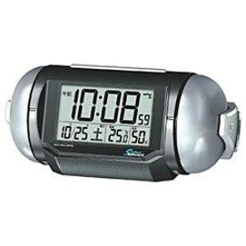 セイコー 電波目覚まし時計「スーパーライデン」 NR523K