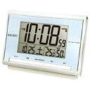 電波デジタル目覚まし時計 SQ698L