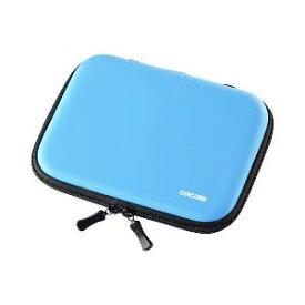 サンワサプライ セミハードタイプ電子辞書ケース PDA‐EDC31BL (ブルー)