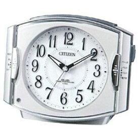 シチズン 電波目覚まし時計「ネムリーナ」 4RK411‐019