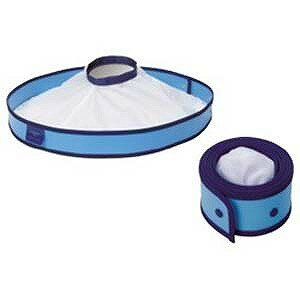 泉精器製作所 ヘアーキャッチケープ ICC‐40A (ブルー)