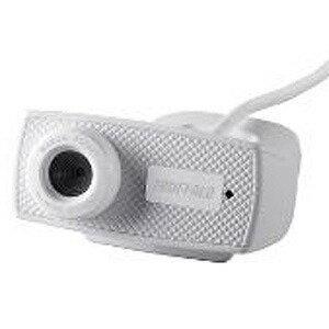 バッファロー WEBカメラ「USB・120万画素」マイク内蔵(ホワイト)  BSWHD06MWH