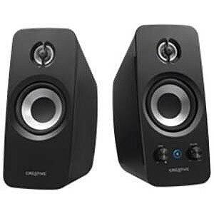 クリエィティブ ワイヤレススピーカー「Bluetooth・アナログ」Creative T15 Wireless SP‐T15W