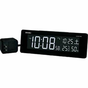 セイコー 目覚まし時計 DL205K(送料無料)